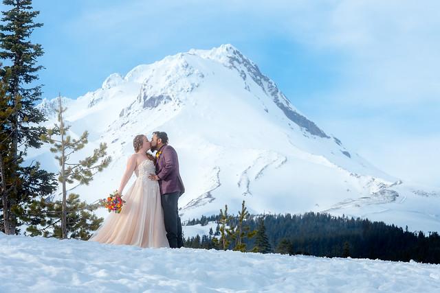An Apline Wedding