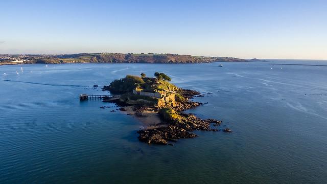 Drakes Island, Plymouth Sound