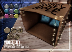 Violetility - Hidey Box