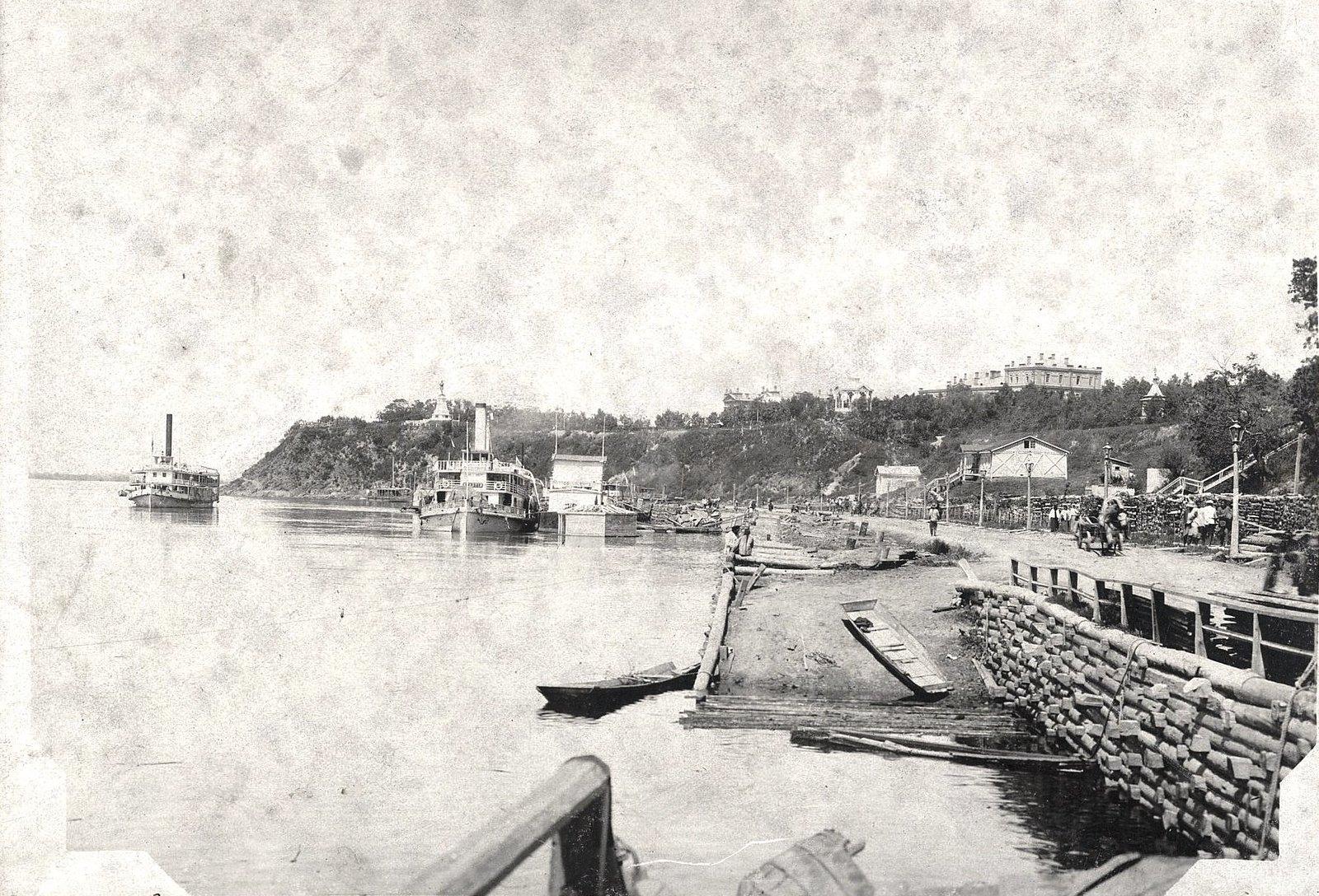 06. Пристань