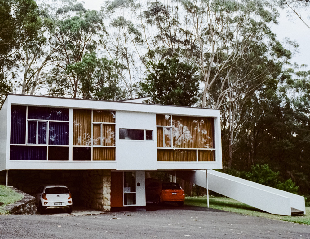 Rose Seidler House, Turramurra, NSW