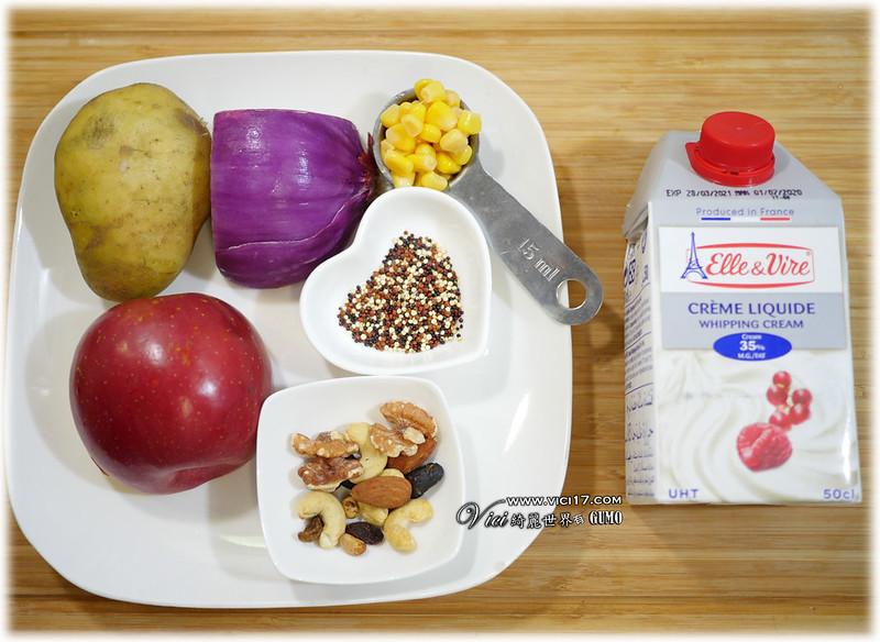藜麥馬鈴薯濃湯002