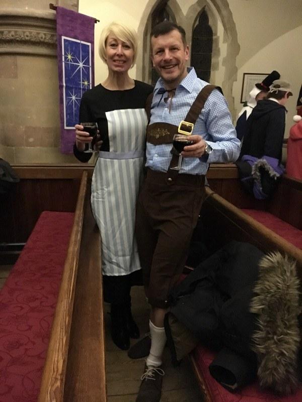 Maria & an Austrian Lad
