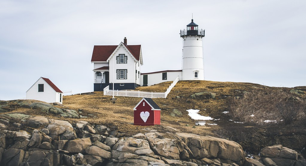 Nubble Lighthouse, Sohier Park Rd, York, ME 03909 2021