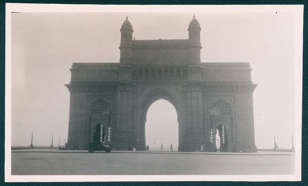 Mumbai - Gateway of India (1930)