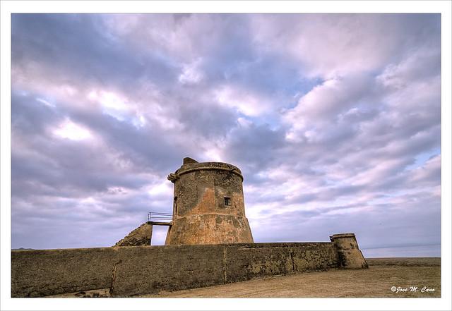 Torreón de San Miguel (Cabo de Gata, Almería)