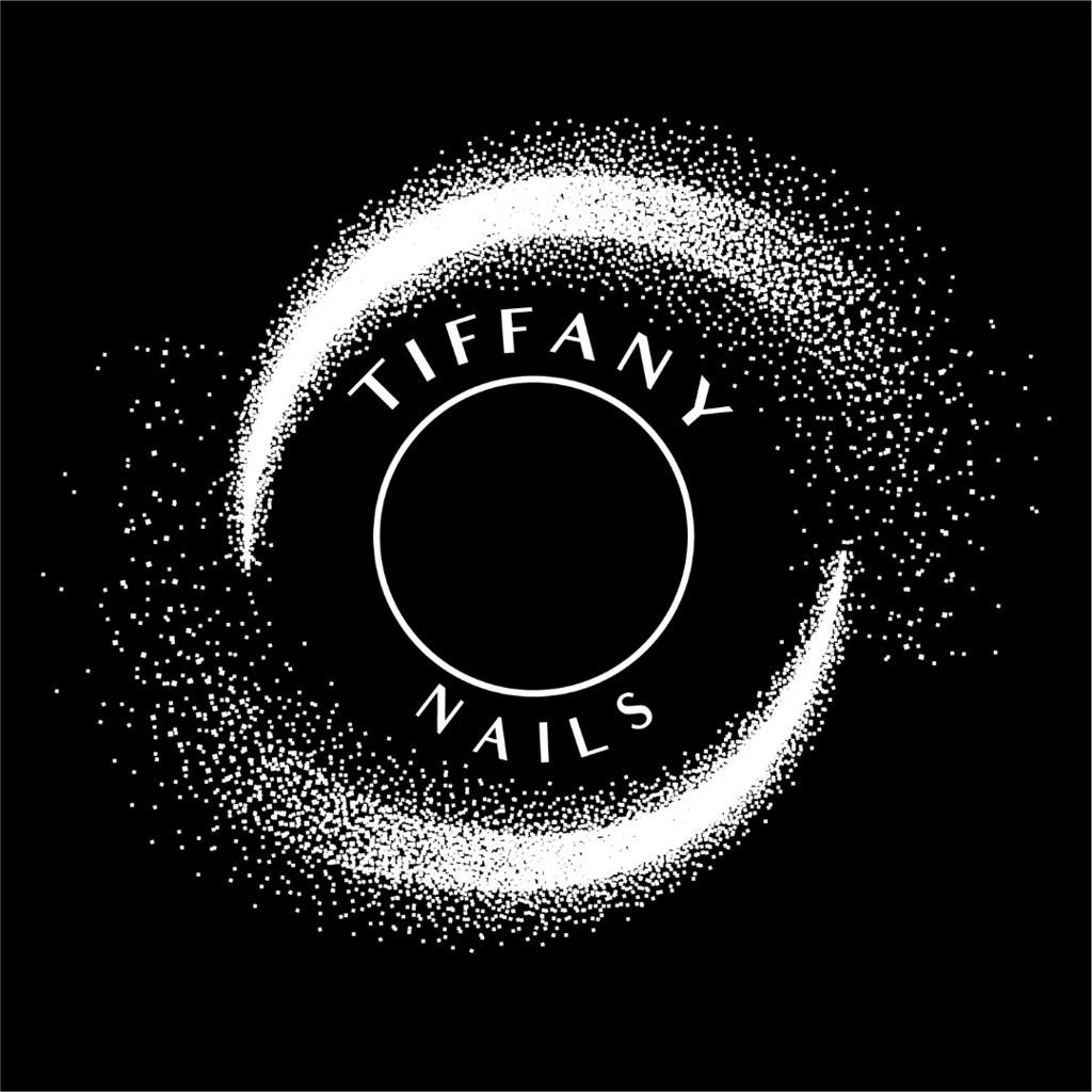 Tiffany Nails Logo Broken Rice Kitchen LLC Tuyen Chau Client