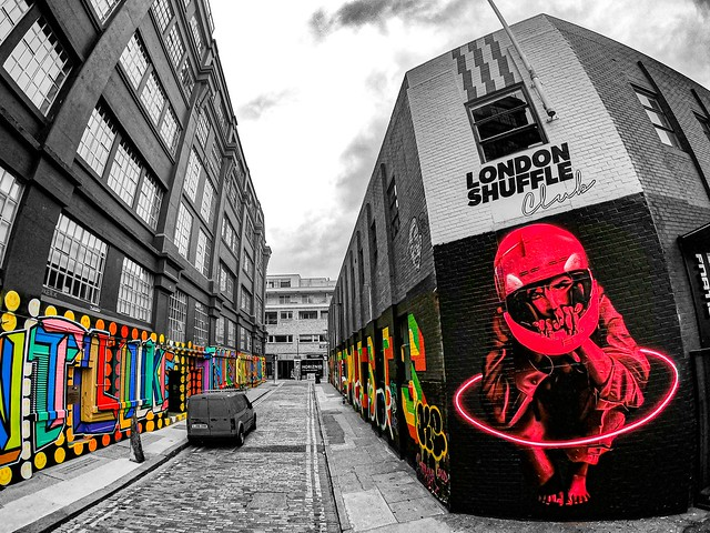 Street Art - March 2021