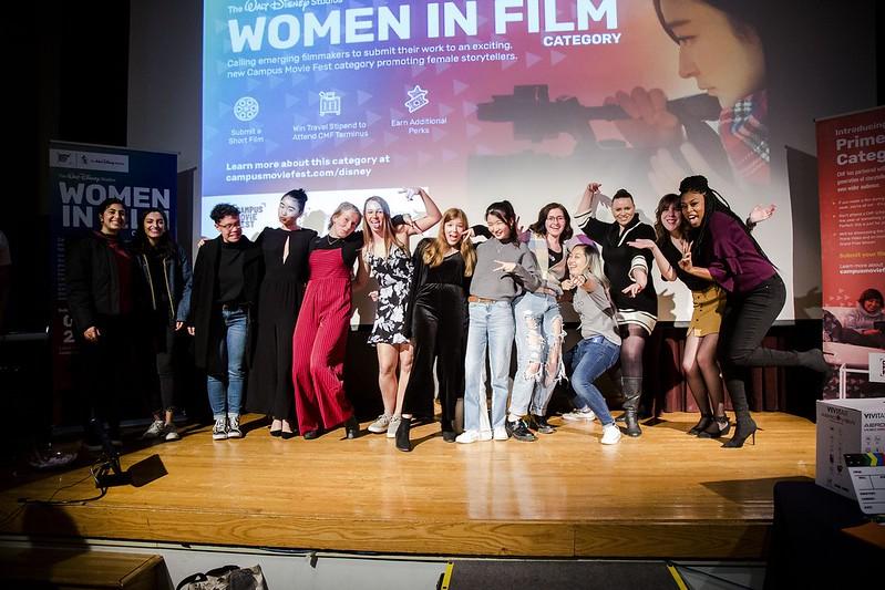 Campus Movie Fest Women in Film Tuyen Chau Emory University 2019