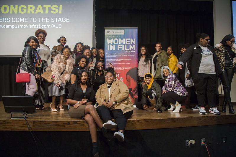 Campus Movie Fest Tuyen Chau Atlanta University Center Consortium (AUCC) 2019 Women in Film
