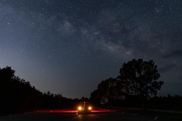 Everglades National Park Milky Way