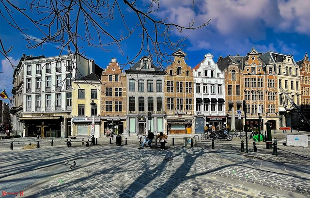 9545 - #Brussels