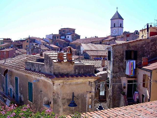 CAPOLIVERI - Isola d'Elba -