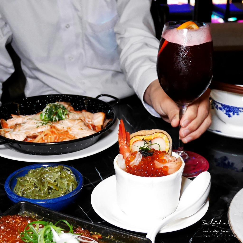 台北約會餐廳氣氛浪漫推薦隱世餐酒館信義區餐廳中國風夜店風華美氣氛好永春站 (2)