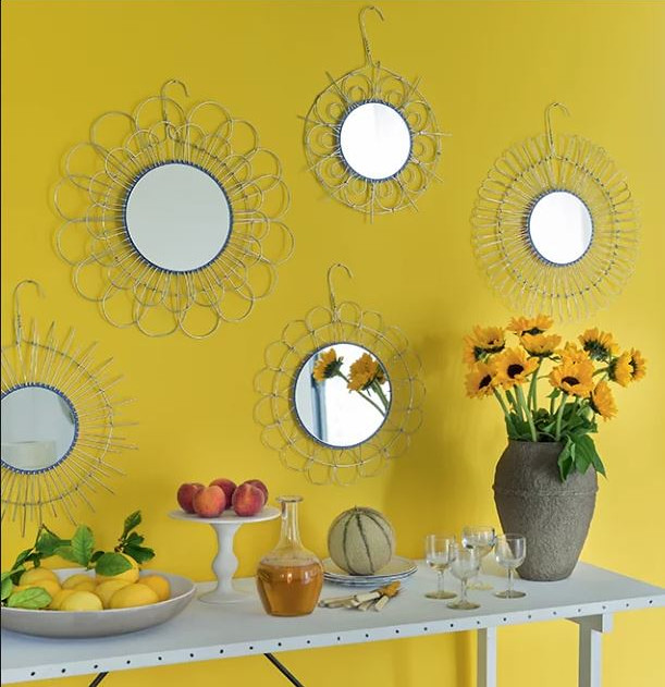 Hanger Mirrors
