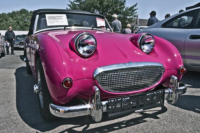 Austin-Healey Sprite 1961 (7391)