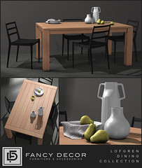 Lofgren Dining Collection