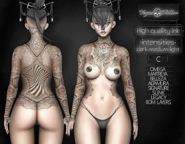 .: Vegas :. Tattoo Applier Illusion
