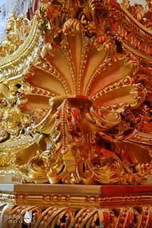 Dorado Trono 9