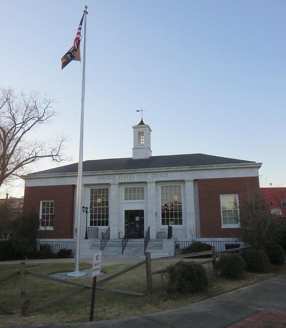 Post Office 31063 (Montezuma, Georgia)