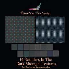 TT 14 Seamless In The Dark Midnight Timeless Textures