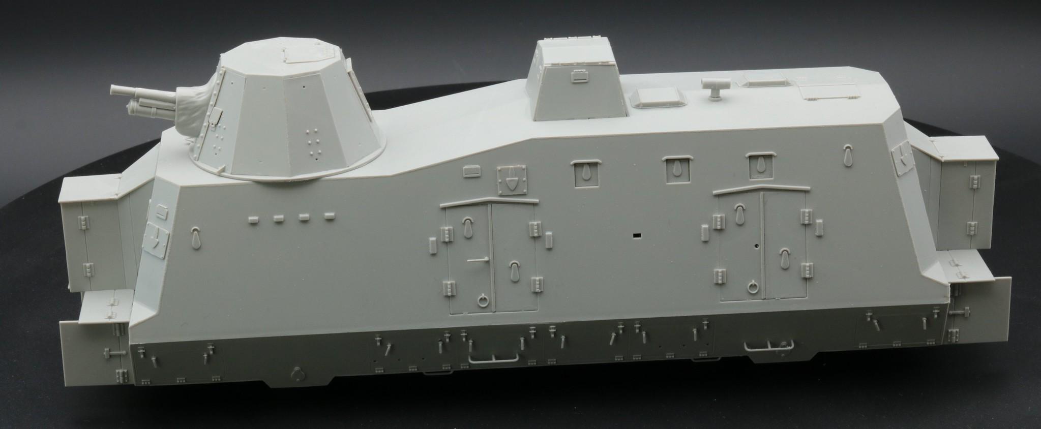 BP42 wagon d'artillerie