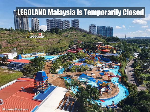 LEGOLAND Malaysia Is Temporarily Closed