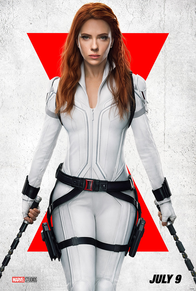 Black Widow March 2021 Movie Poster | Marvel's BLACK WIDOW h… | Flickr