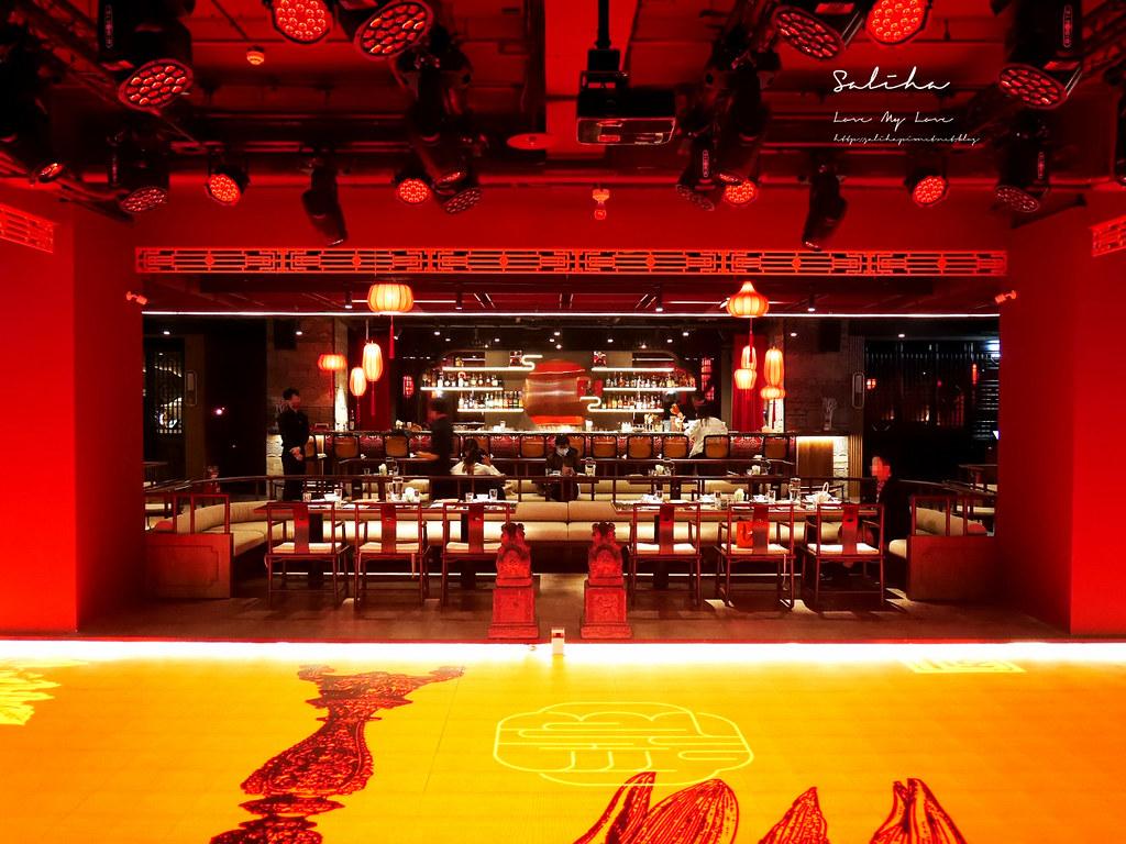 台北信義區浪漫餐廳推薦隱世餐酒館 信義區美食有表演現場音樂情人節約會餐廳多人聚餐 (2)