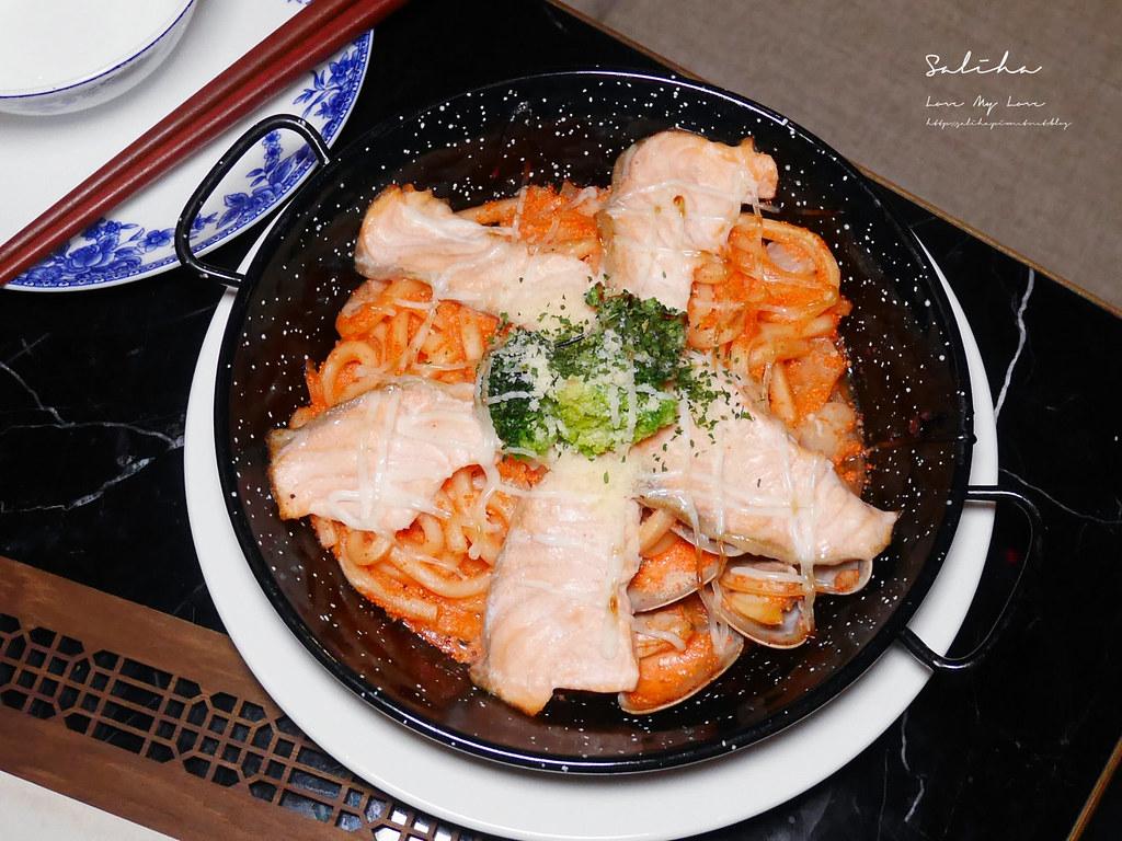 台北創意中菜時尚中式熱炒料理隱世餐酒館調酒現場表演劇場風日式料理 (2)