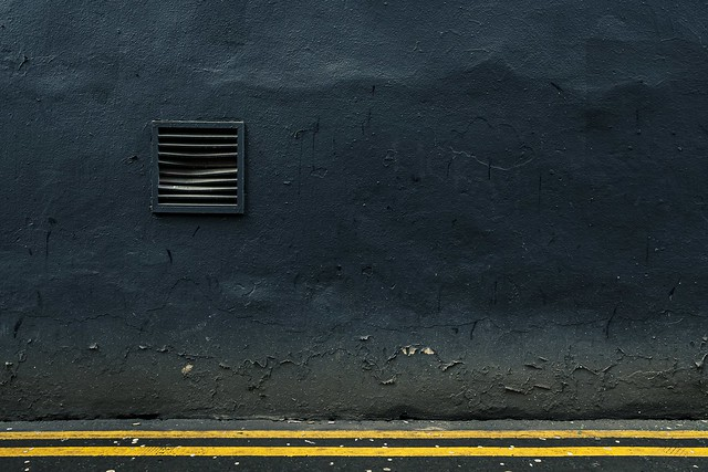 Black Walled