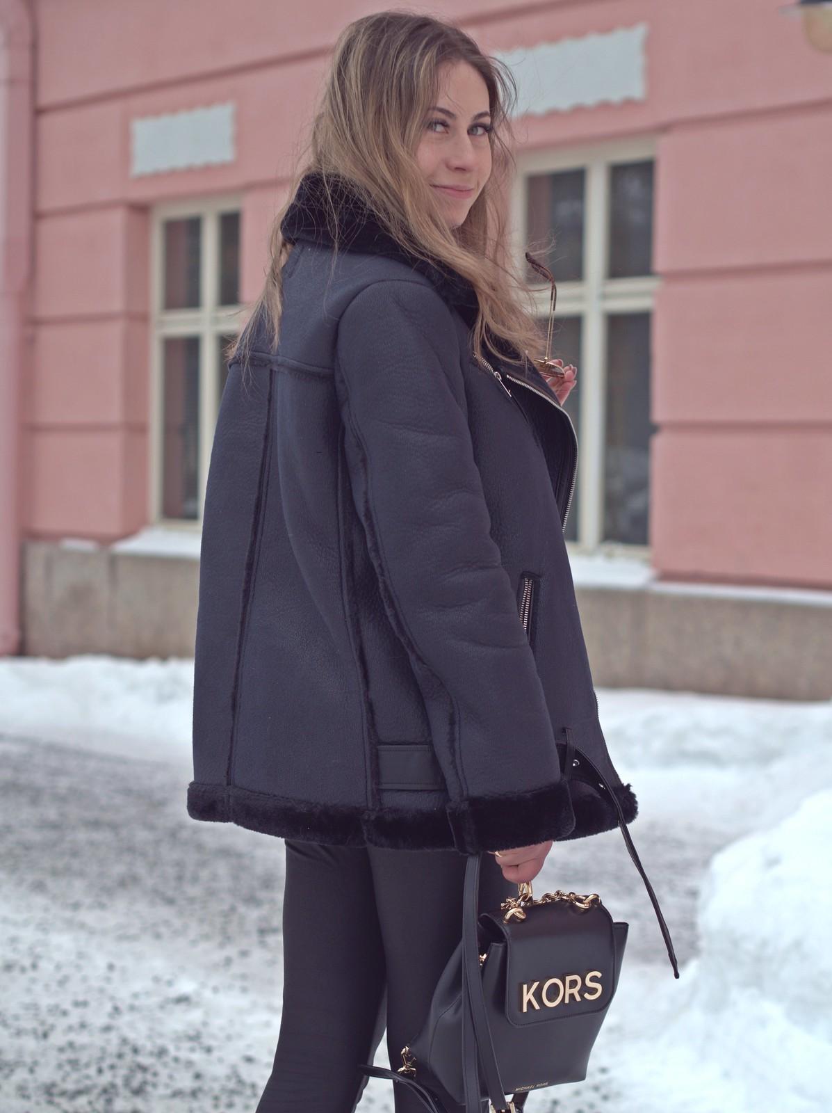 oversize takki
