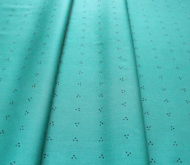 Art Gallery Fabrics Velvet Ink Vert