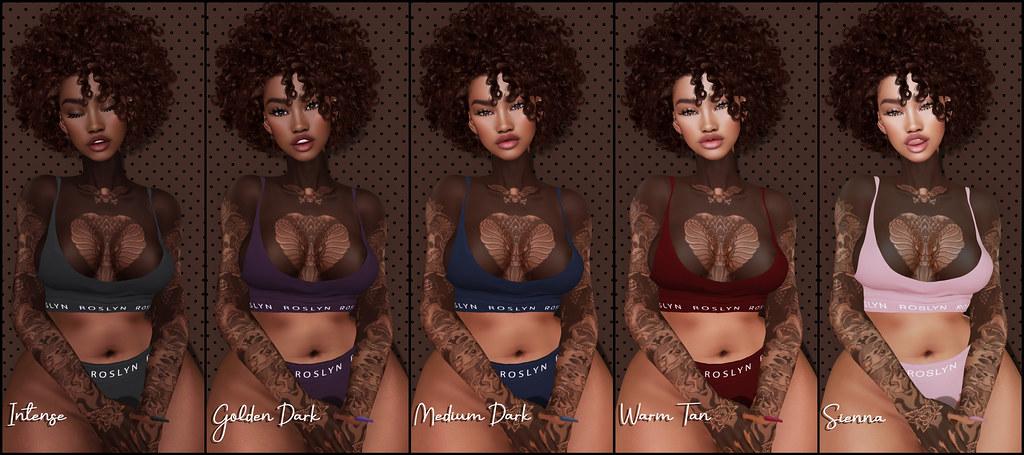 Skin Fair 2021 - N X LELUTKA LULU_Tones
