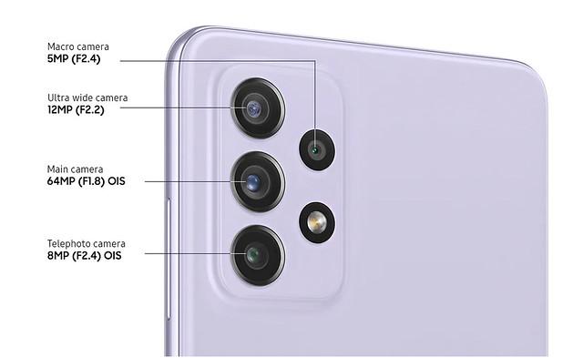 a72 camera