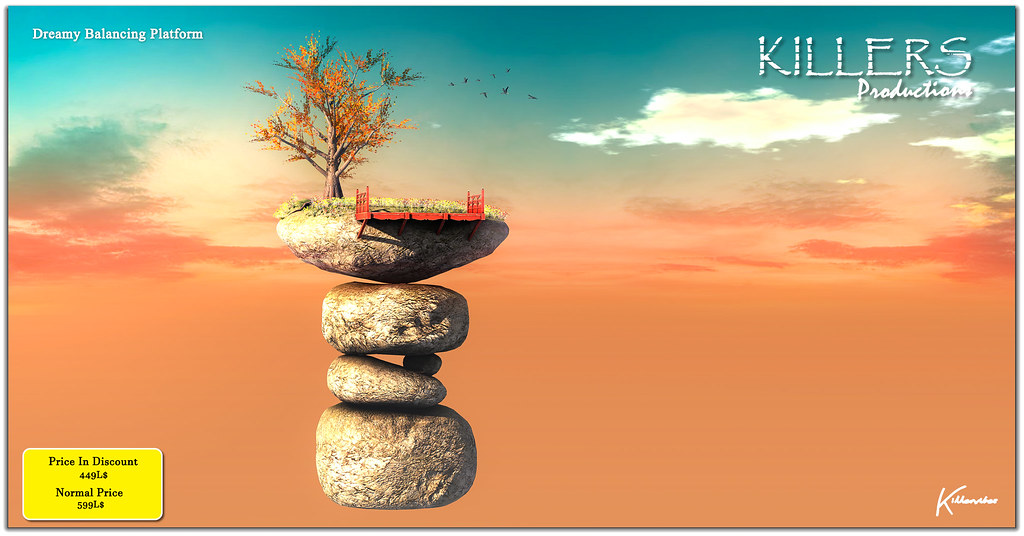 """Killer's"" Dreamy Balancing Platform On Discount @ Cosmo Event Starts from 22nd March"
