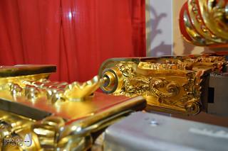 Dorado Trono 16