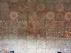 late medieval tiles