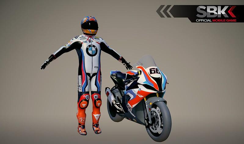 2020 Motul FIM Superbike World Championship Mobile Game