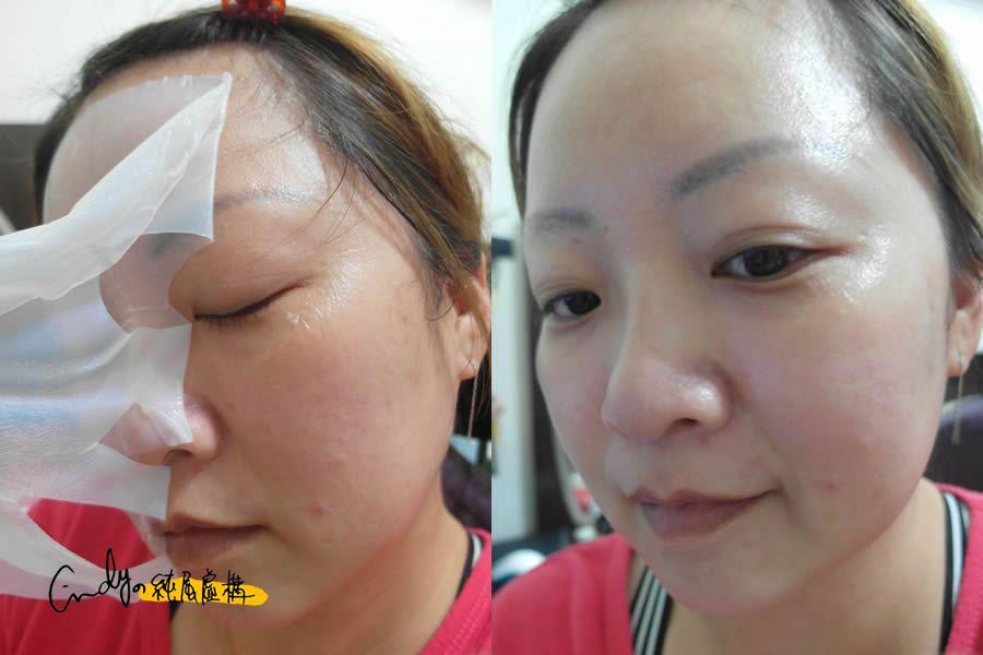 德美肌涵鈣修護面膜
