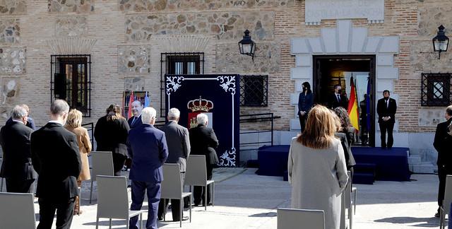 Homenaje a Fernández Vaquero