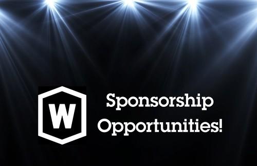Sponsorship Opportunities!
