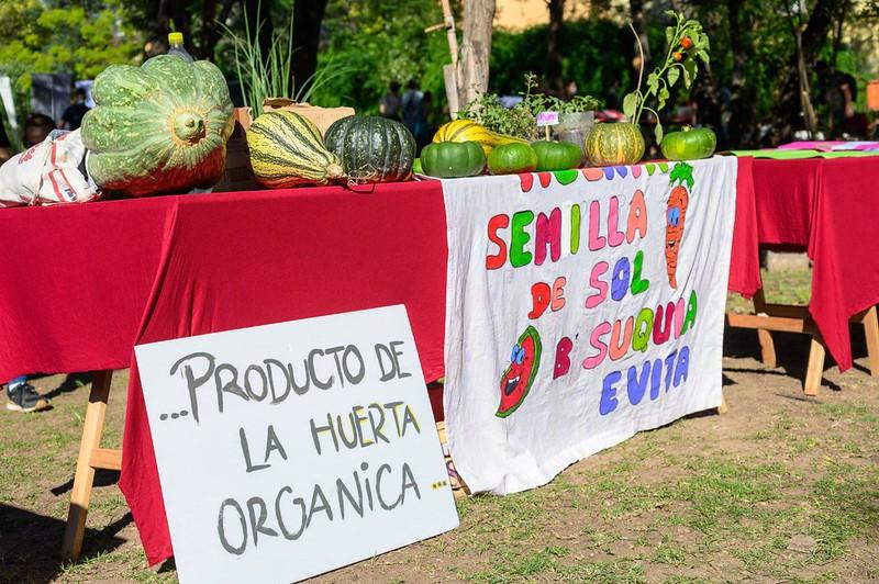 """La Huerta Modelo Vivero Municipal fue cede del encuentro """"Tejiendo Redes Agroecológicas"""""""
