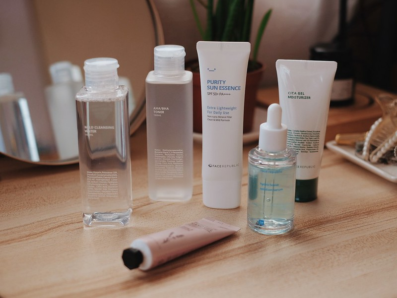 Affordable Korean Skin Care Products: Face Republic Available at Shopee