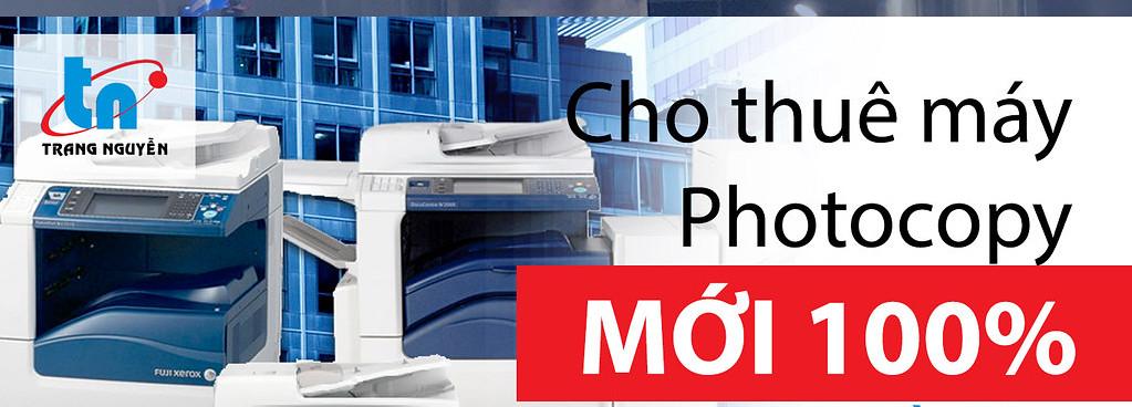 Cho thuê máy Photocopy mới 100% TP Cần Thơ và các tỉnh ĐBSCL TRANG NGUYỄN 0915 776 663