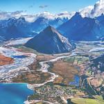 New Zealand Nunatak