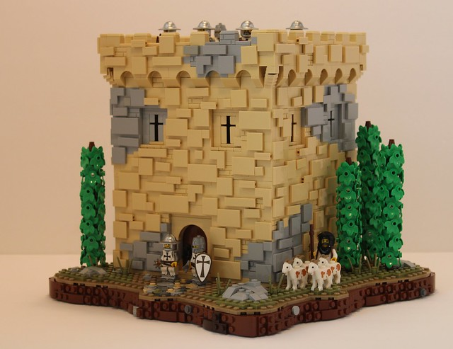 The Tower of Sepphoris, 1256