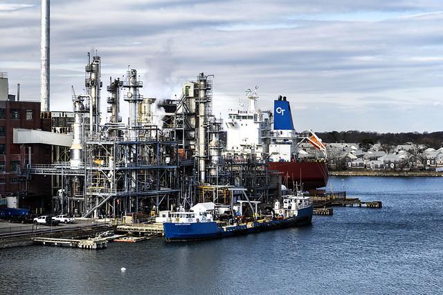Factory, Ship, Workboats