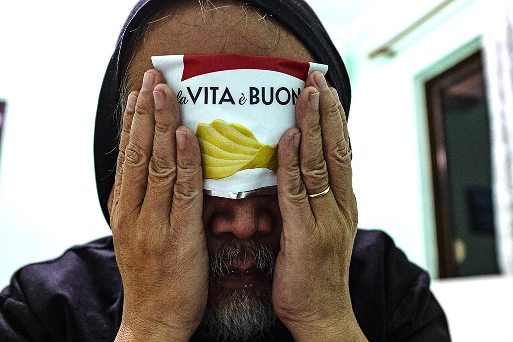 la VITA e BUONA on 3-25-21--Tirana