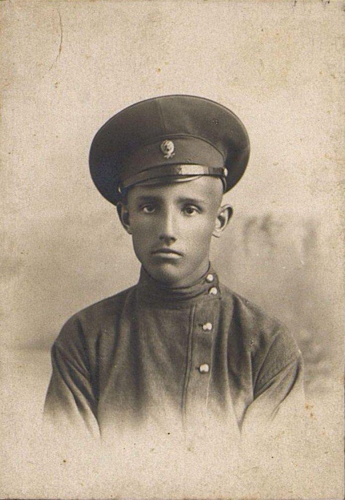 10. Рослович Пётр Георгиевич, ученик городского училища. 24 мая 1915